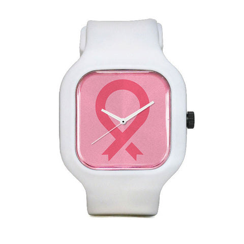 Pink Ribbon Sport Watch