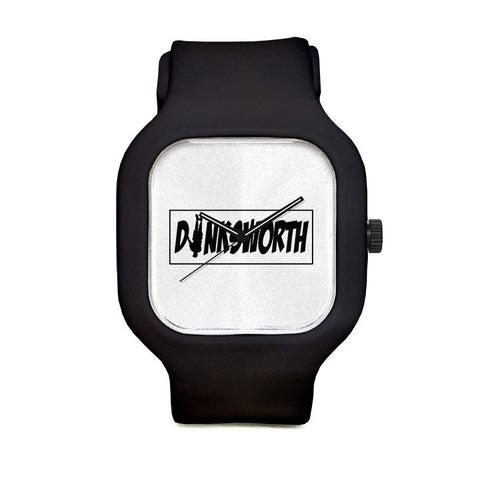 Dinksworth White Sport Watch