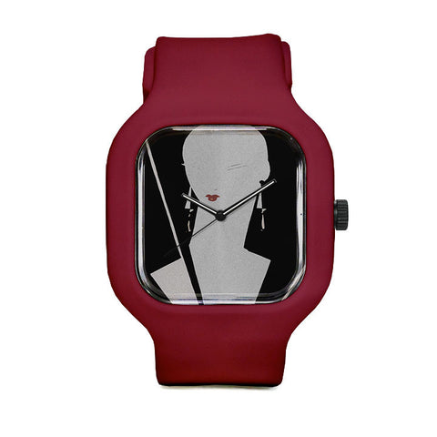 Stencil Vogue Sport Watch