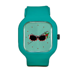 Candycane Sunglasses Sport Watch