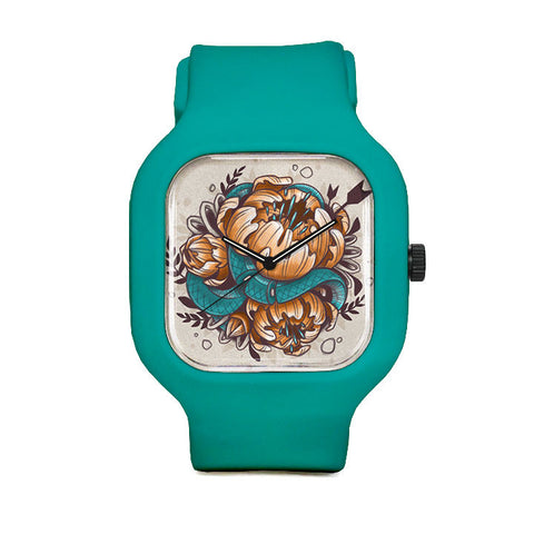 A snake world Sport Watch