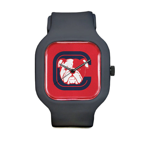 Cleveland Elementary PTA Red Sport Watch