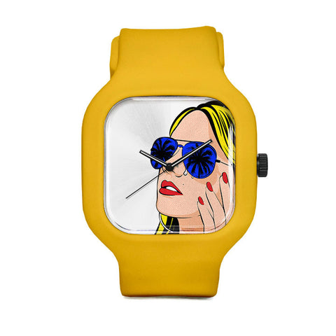 Zummi Girl Sport Watch