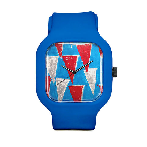 Flags Sport Watch