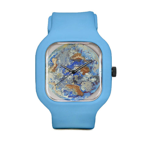 Blue World Sport Watch