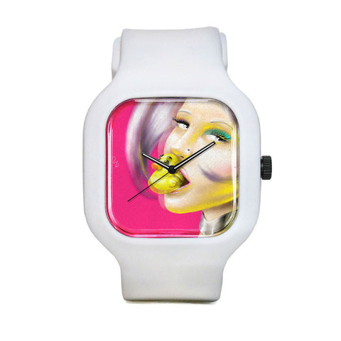 Bidimensional Sport Watch