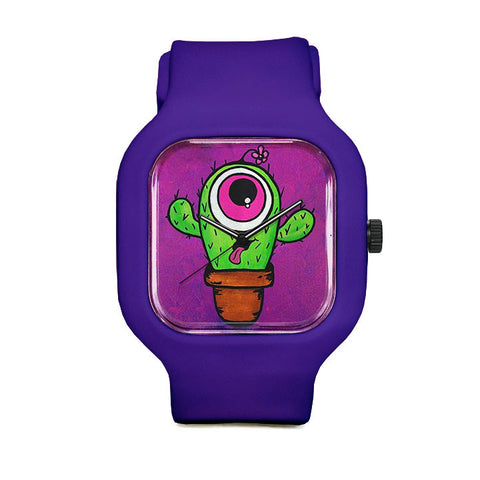Cacteye Sport Watch