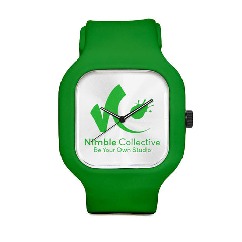 Nimble Green Sport Watch