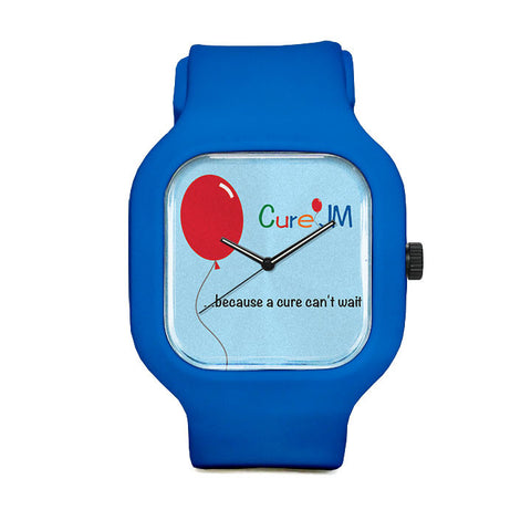 Cure Cant Wait Sport Watch