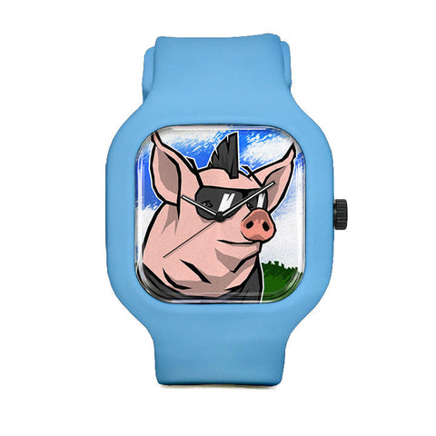 A True Pig Sport Watch