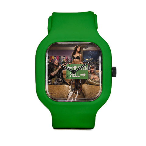 Heaven Hell Sport Watch