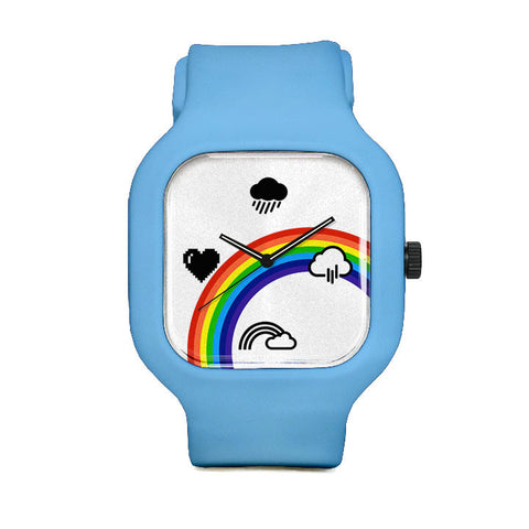 Rainbow Chrono Sport Watch