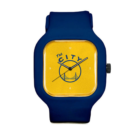 Golden State Warriors The City Sport Watch