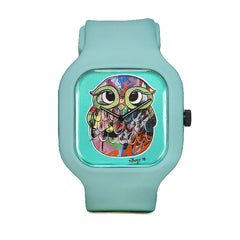 Blue Owl Sport Watch