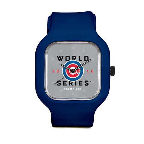 Chicago Cubs 2016 World Series Champions Sport Watch