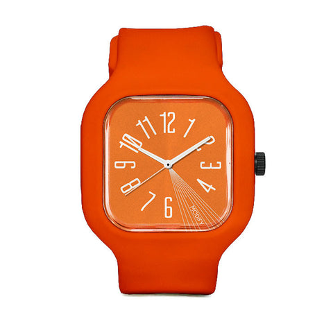 Orange Watch Sport Watch