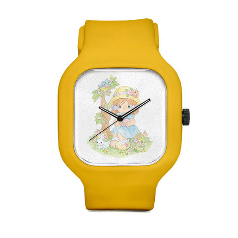 Precious Moment Garden Sport Watch