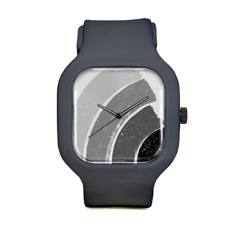 Brush Abstract Sport Watch