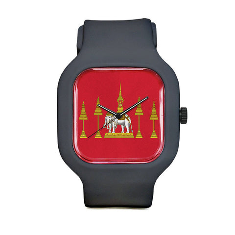 Red Elephant Sport Watch
