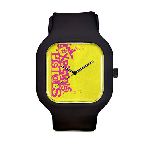 Sex Pistols Sport Watch