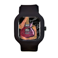 Guitar Sound Sport Watch