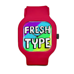 Fresh Rainbow Sport Watch