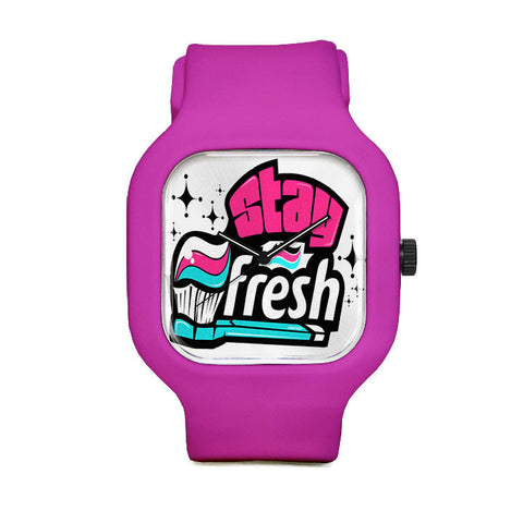 Stay Fresh Sport Watch