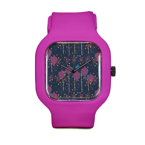 Souk Lamps Sport Watch