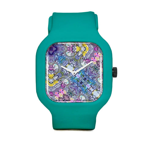 Pattern Play Sport Watch
