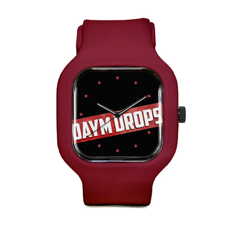 Daym Drops Sport Watch