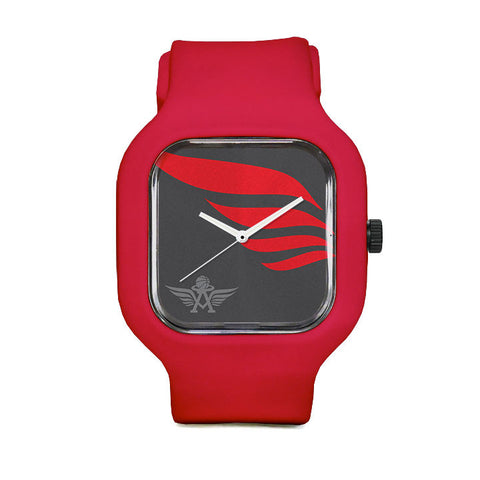 Angel Red Wing Sport Watch