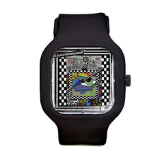 Rainbow Tv Sport Watch
