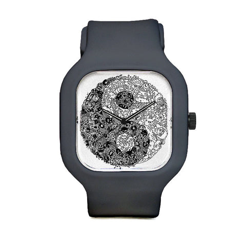YinYang Sport Watch