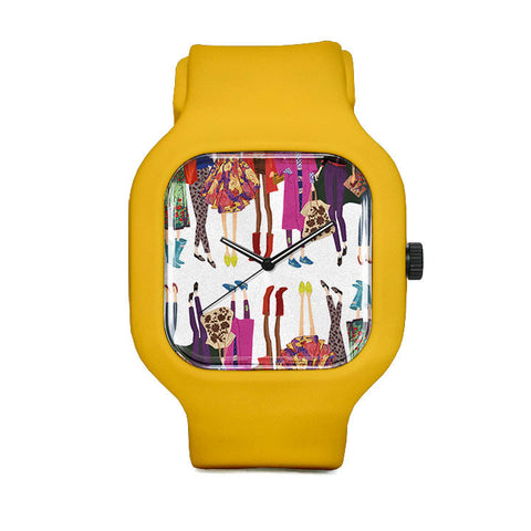 Hana Fashion Sport Watch