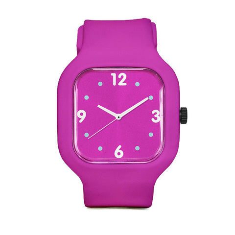 Basic Pink Sport Watch