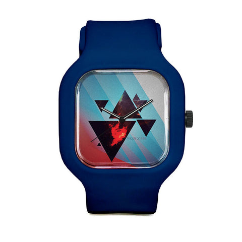 Moon on Fire Sport Watch