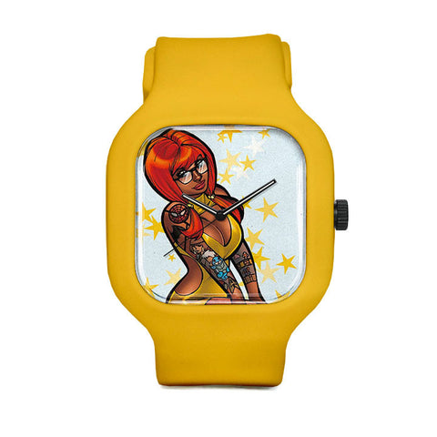 Lady Pop Sport Watch