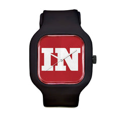 All In Red Sport Watch