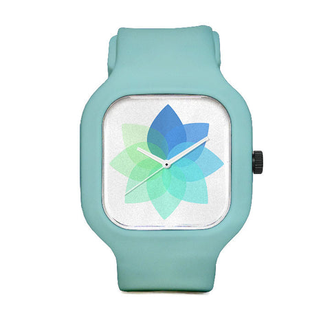 Star Blooming Sport Watch