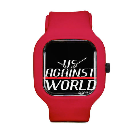 Us Against the World Sport Watch