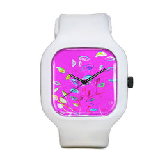 Summer Leaves Sport Watch