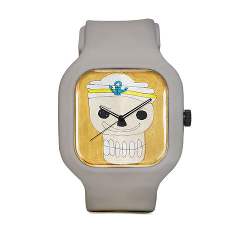 Sailor Skull by Gordon Chin Sport Watch
