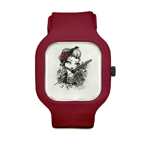Punch of Color Girls Sport Watch
