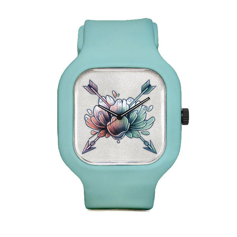 MC Baldassari Flower Sport Watch