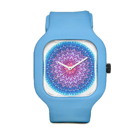Sempervivum Damask Sport Watch