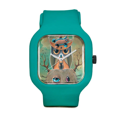 Totem Vaudou Sport Watch