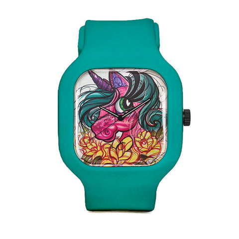 Sassy the Unicorn Sport Watch