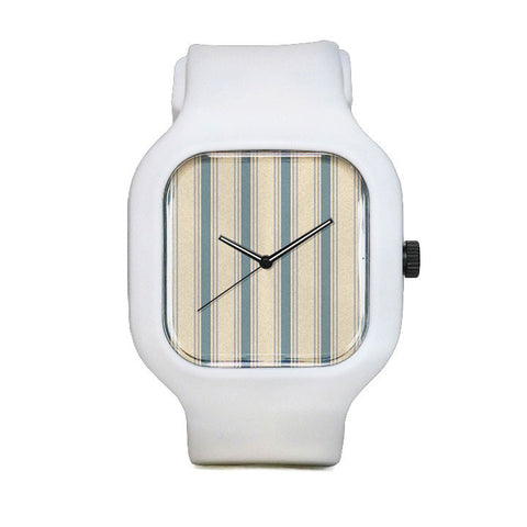 Wallpaper Stripes Sport Watch