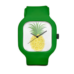 Orange Pineapple Sport Watch