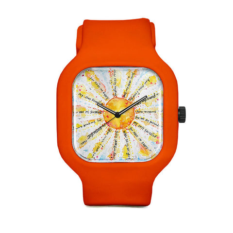 You Are My Sunshine Sport Watch
